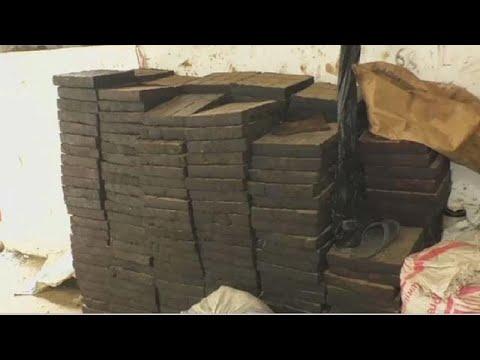 Ghana: un entrepreneur conçoit des trottoirs respectueux de l'environnement à partir des…