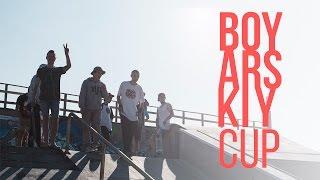 BOYARSKIY CUP 2015 - скейтбординг(Должанская коса и сёрфприют стали частью нашей жизни на несколько дней. Фестиваль сёрфомай собрал любителе..., 2015-06-05T14:27:30.000Z)