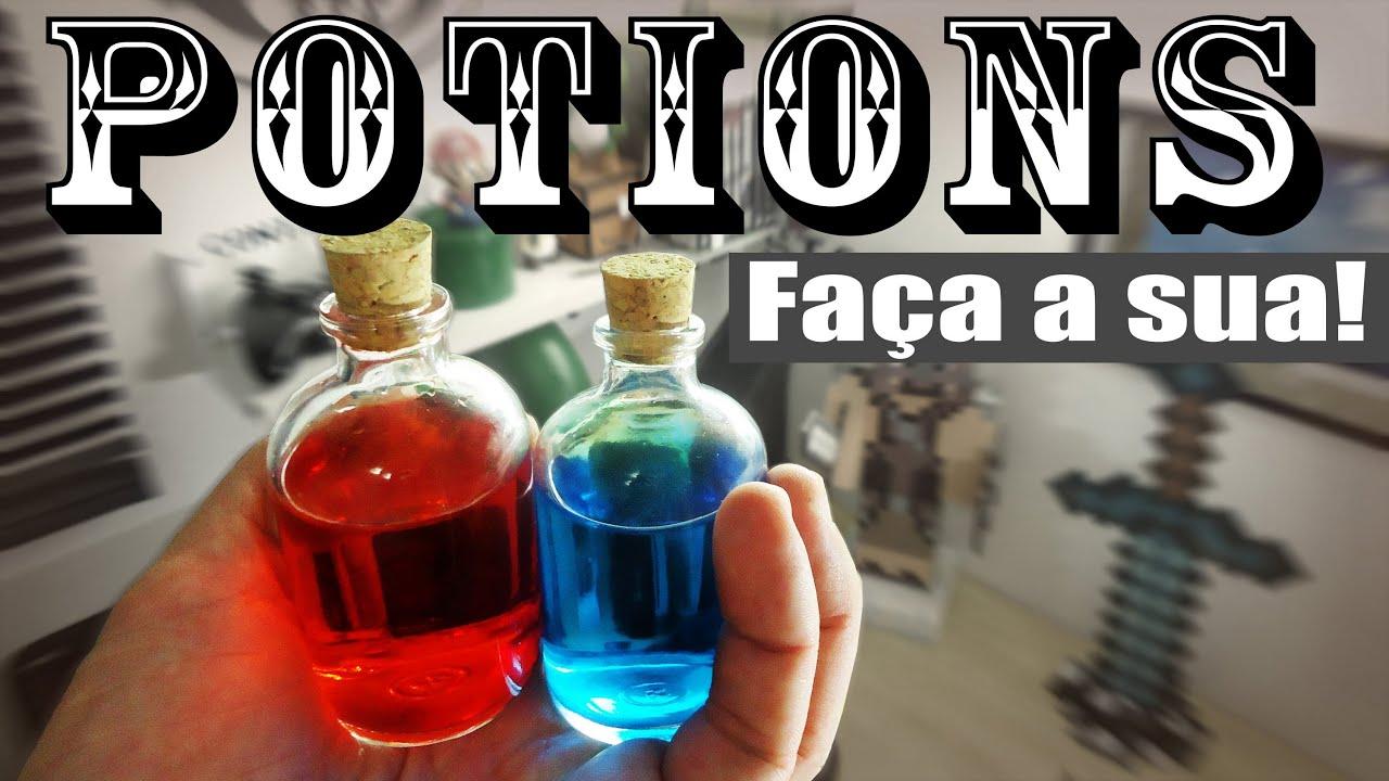 How to Potions! Mana, Stamina Health