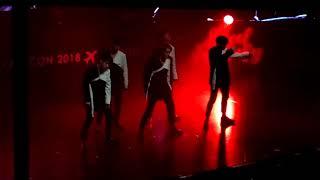 Video A.C.E 에이스 Zombie dance (180317 Sweet Fantasy in Seoul) download MP3, 3GP, MP4, WEBM, AVI, FLV Juni 2018