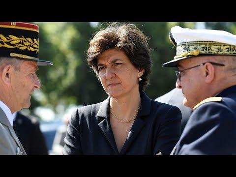 French Defense Minister Goulard resigns over fake jobs scandal