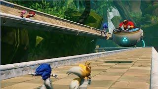 "Sonic Boom ""Rise of Lyric"": Lyric"