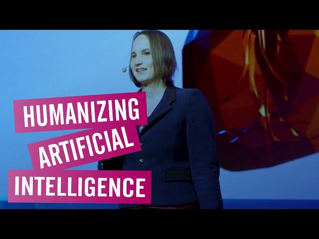 Executive Program Speaker - Nell Watson - Humanizing Artificial Intelligence