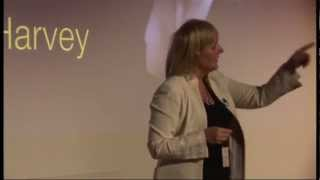 TEDxMerseyside - Molly Harvey - The Corporate Soul Woman