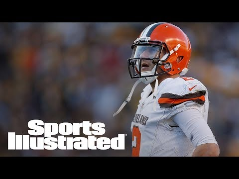 Former NFL Quarterback Johnny Manziel To Play In Spring League | SI Wire | Sports Illustrated