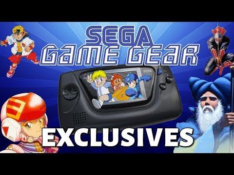 13 Great Sega Game Gear Exclusives