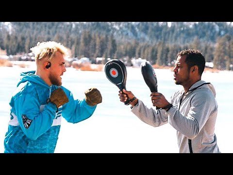 Welcome to Jake Paul's Boxing Camp