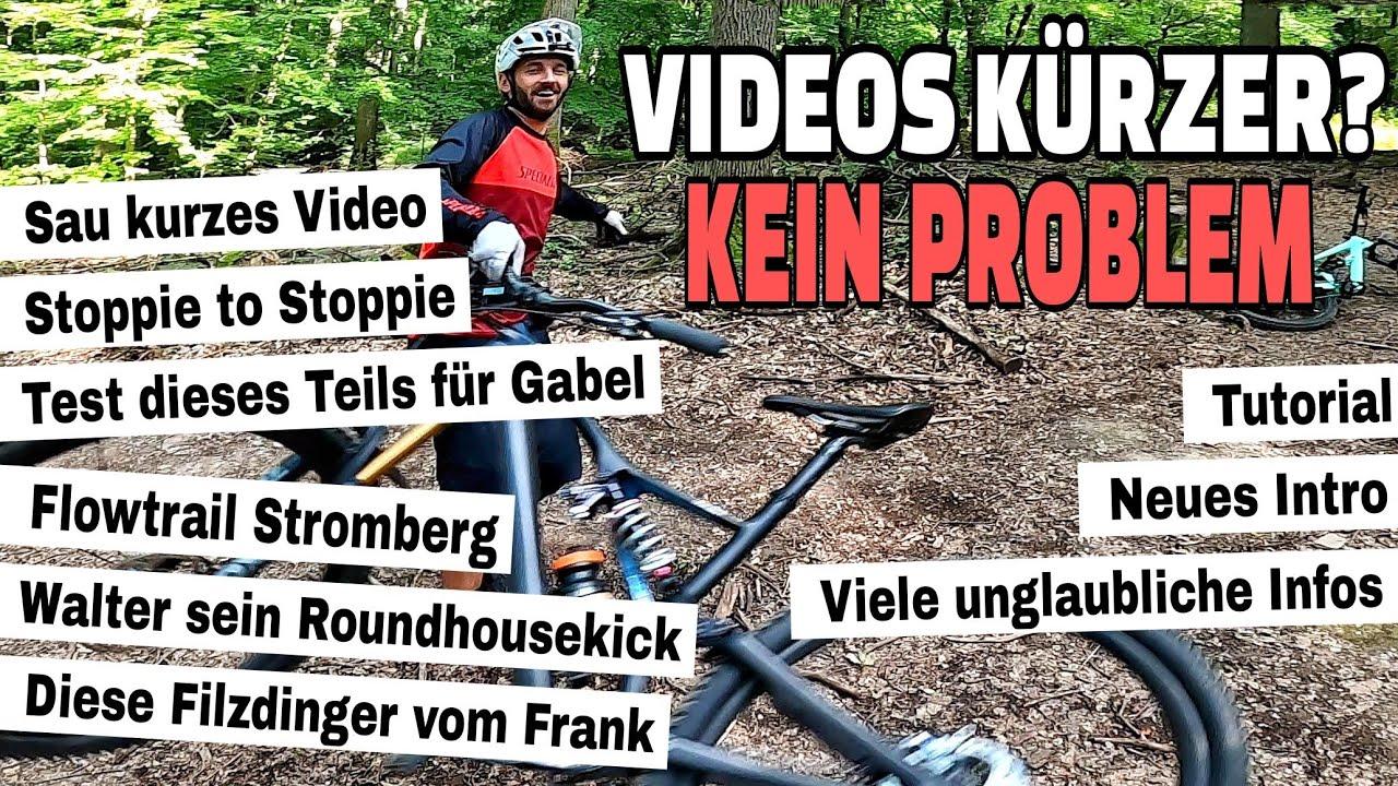 DAS Video für alle Fans von kurzen Videos | So ein Ding | Neues brutales Biker Intro | Leo Kast