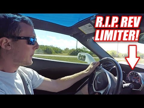 """""""Adam LZ Taught Me This"""" - The C7 RIPS Its Limiter! (as always)"""