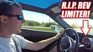 """Adam LZ Taught Me This"" - The C7 RIPS Its Limiter! (as always)"