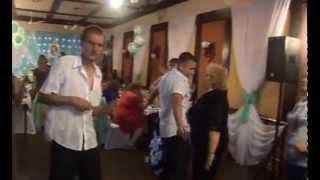 Дольче Габана жив Звук на свадьбе Ведущий Н. Гранков89605736193