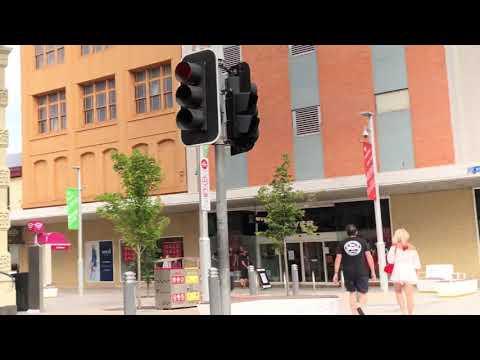 Downtown Launceston - Tasmania