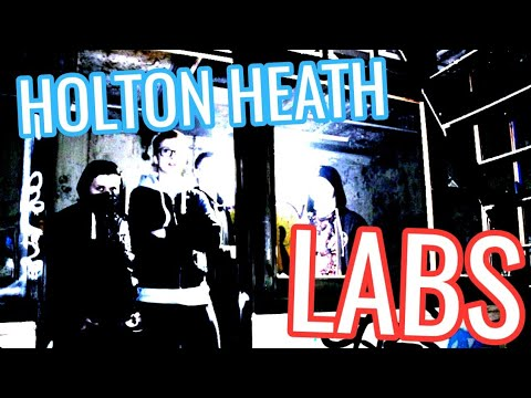 Urban Exploring: Holton Heath Science Labs