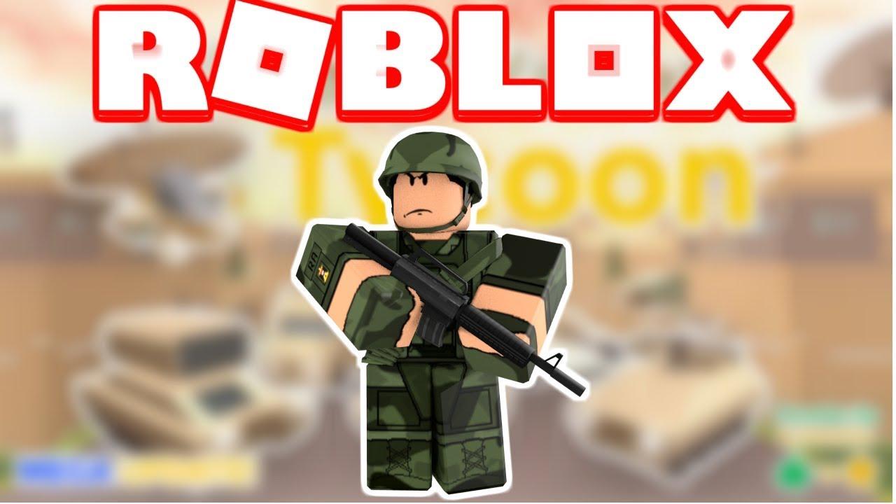 ROBLOX Military Warfare Tycoon