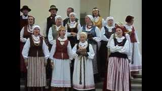 �������� ���� MOV07200. Моя любимая литовская народная песня ������