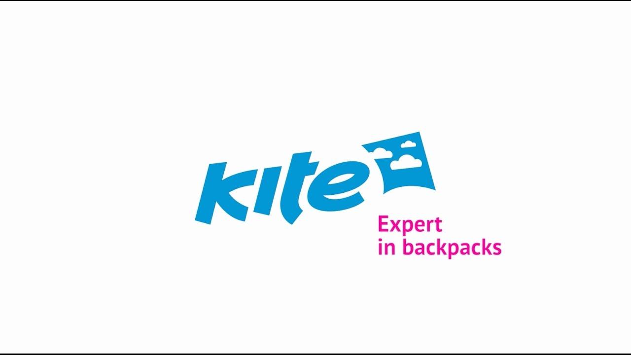 Обзор рюкзака #Kite #Sport модель 834 коллекции 2018 - YouTube