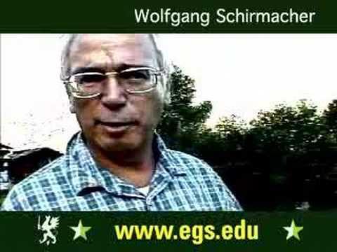 Wolfgang Schirmacher. About European Graduate School. 2000