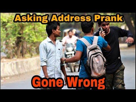 Asking Address Prank Gone Work | 2018 Funny Pranks | Prankholic |