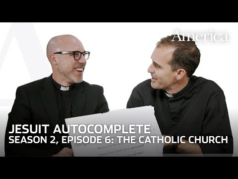Why does the Catholic Church have so many rules? | Jesuit Autocomplete