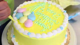 Classic Balloon Cake