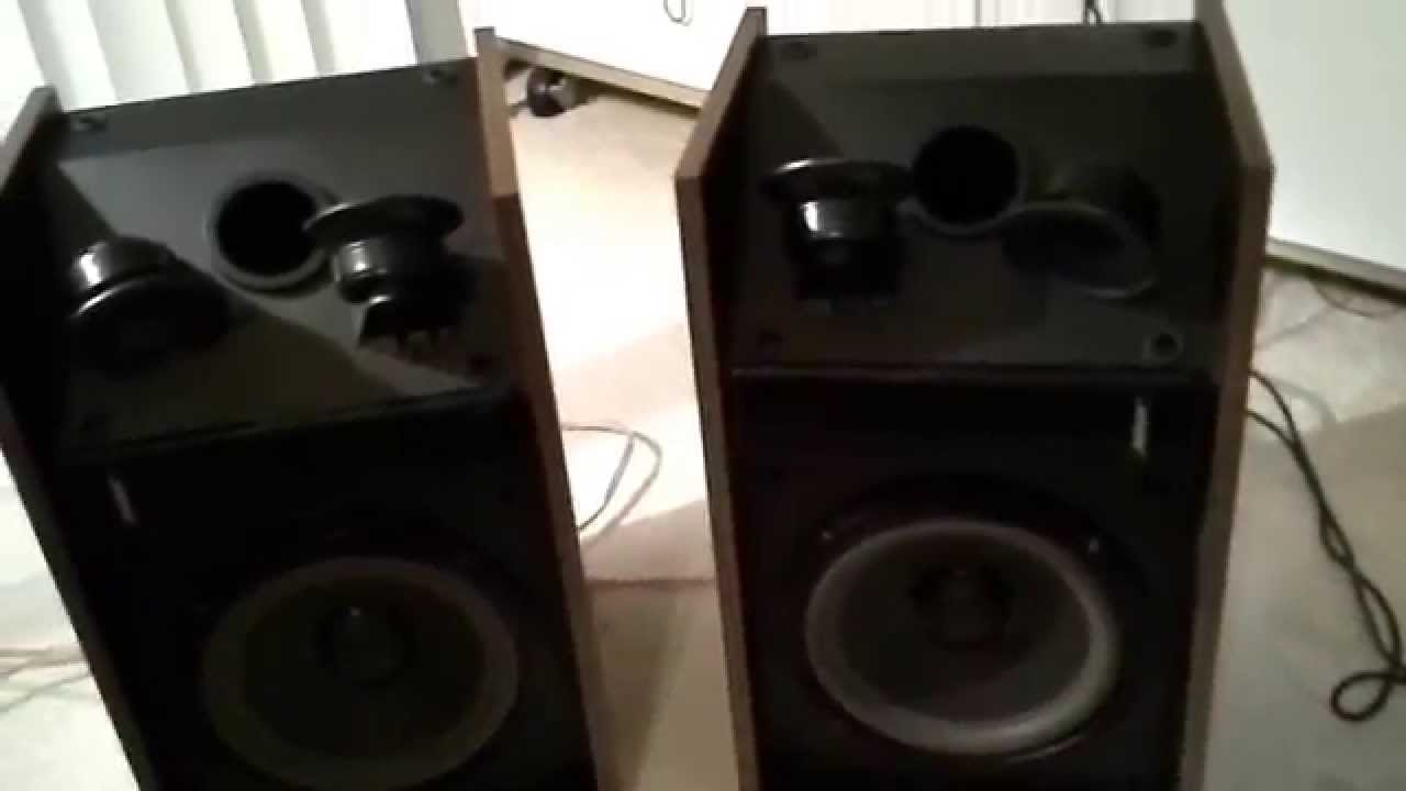 how to connect 3 speakers in series