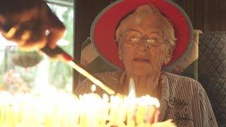 Happy 100th birthday, Miss Millie!