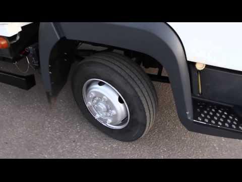 Грузовой мебельный фургон Ман (MAN) - продажа