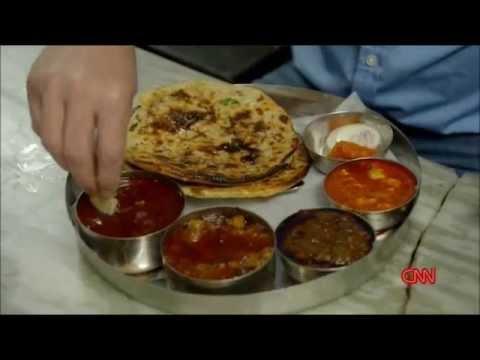 Anthony Bourdain  Indian Vegetarianism