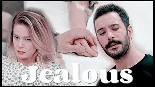 Kuzgun + Dila || Jealous +1x10 (English + Arabic Subtitles)