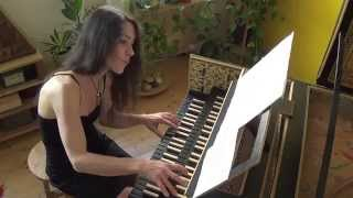 Chiara Massini - J.S. Bach, Fantasia and Fugue in C minor, BWV 906