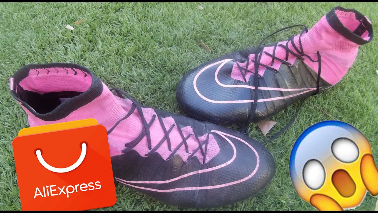 finest selection f2303 147b0 NIKE MERCURIAL SUPERFLY LEATHER ALIEXPRESS REVIEW!!! ALIEXPRESS BOOT