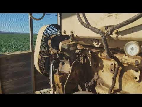855 Cummins Natural Gas Irrigation Engine