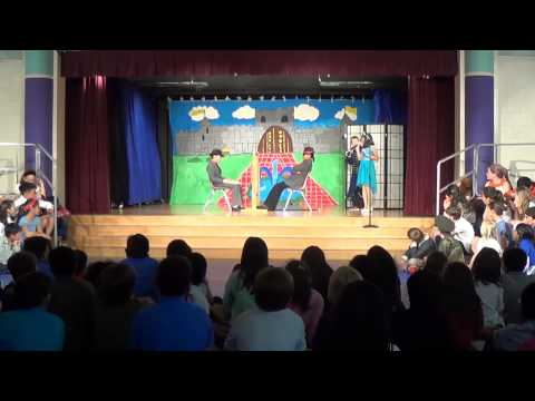 The Nysmith School: 5th Grade - The Emperor's New Clothes