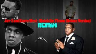 Jay-Z And Kanye West - Watch The Throne (Deluxe Version) REMIX