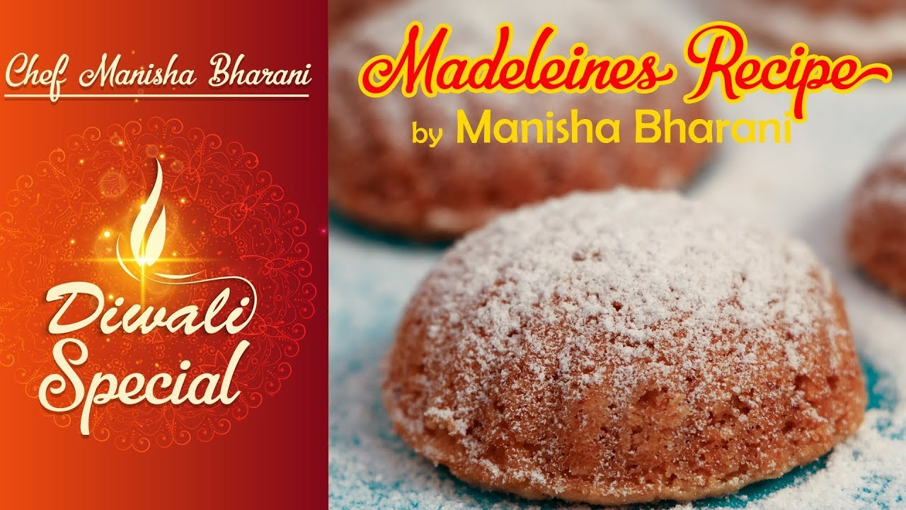 Cake Recipe With Kadai: Madeleines Recipe Easy Madeleines Cookies Cake Recipe In