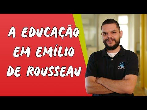 A Educação em Emílio de Rousseau - Brasil Escola
