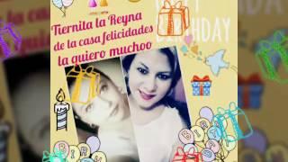 Feliz Cumpleaños Leyla