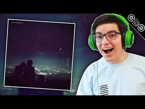 "REACCIONANDO A THE CHAINSMOKERS ""PUSH MY LUCK"" (VIDEO EXCLUSIVO - WORLD WAR JOY)"