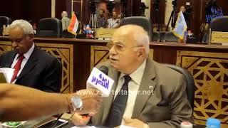 اللواء/حاتم القاضي سنناقش 13 عشر مقترحاً في الدورة الـ 30 لمجلس وزراء النقل العرب