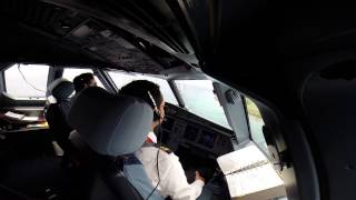 Landing at Gustavo Rojas Pinilla International Airport (SKSP), Airbus A320-214 N454AV Avianca