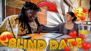 I Went On A BLIND DATE To See How A Random Girl Would Feel About My Dreads