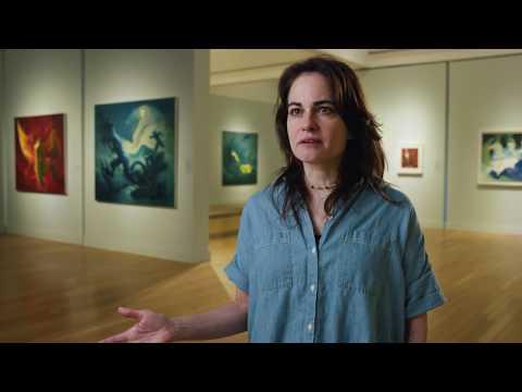 Inka Essenhigh: A Fine Line at the Virginia Museum of Contemporary Art