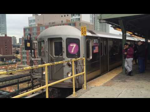 MTA New York City Transit & Transit Museum 7 Train 100th Anniversary Special Video (Compilation)