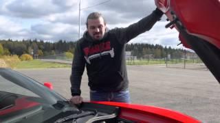 "Обзор Chevrolet Corvette.  ""Моторы"" выпуск 160"
