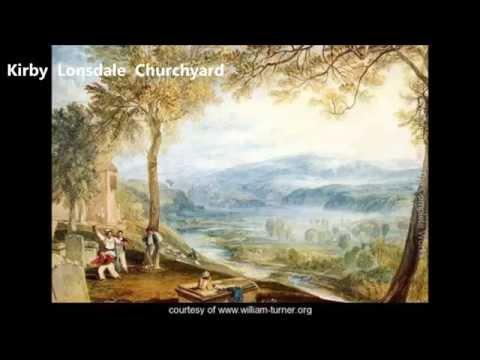 "J M W Turner  1775-1851  ""The Sun Is God"""