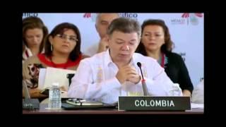 Colombia entrega la Presidencia Pro Témpore de la Alianza del Pacífico a México