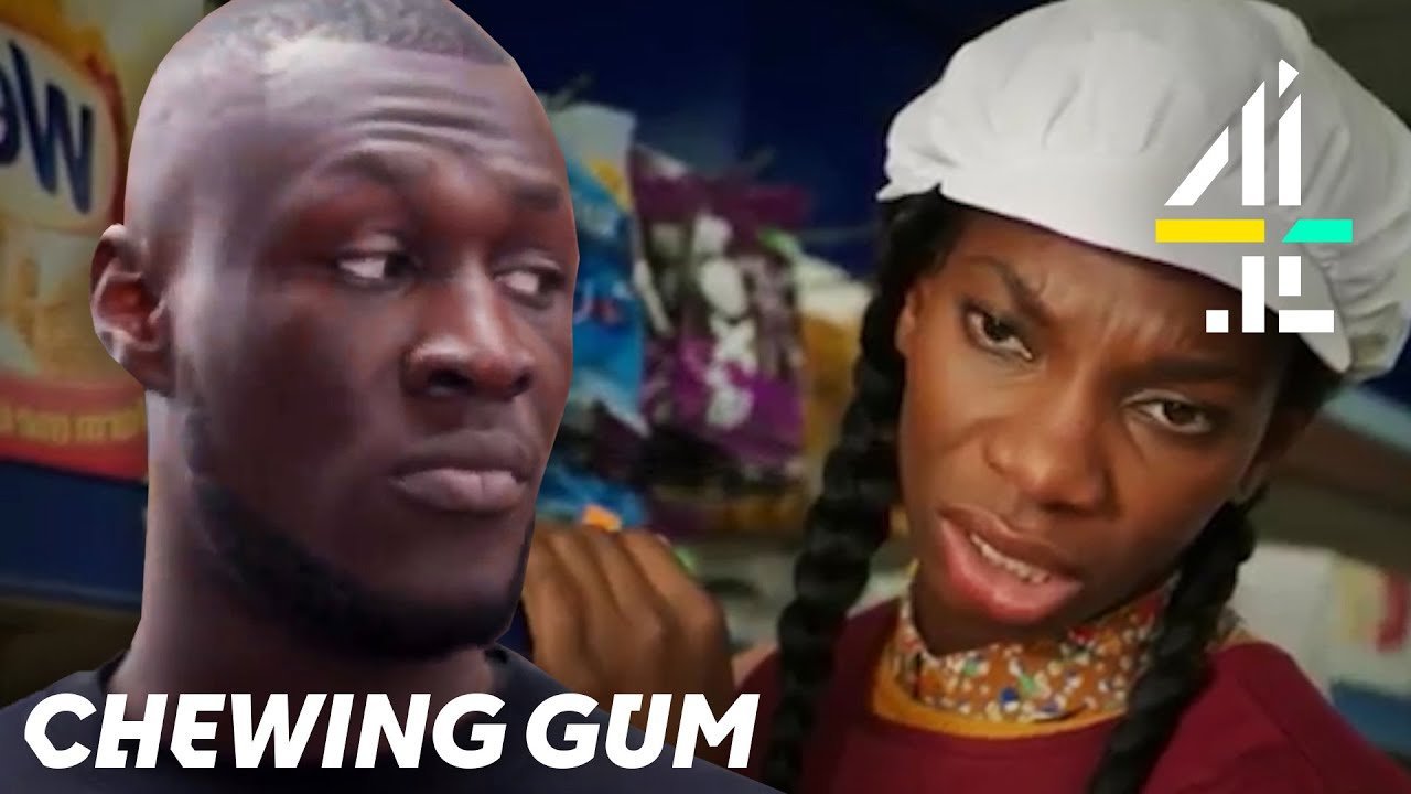 Download HILARIOUS Moments from Chewing Gum with Michaela Coel, Stormzy & More!