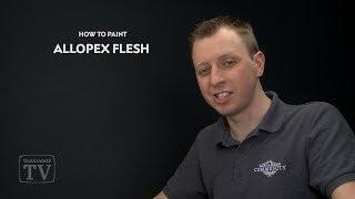 WHTV Tip of the Day - Allopex Flesh.