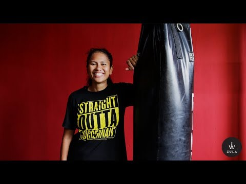 First Female Professional Boxing Champion | Inspiring Women In Singapore