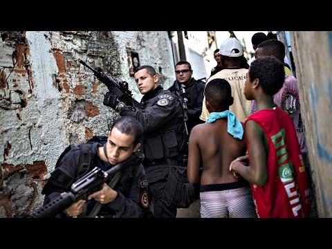 Rio de Janeiro's Violent Police Pacification Program Explained